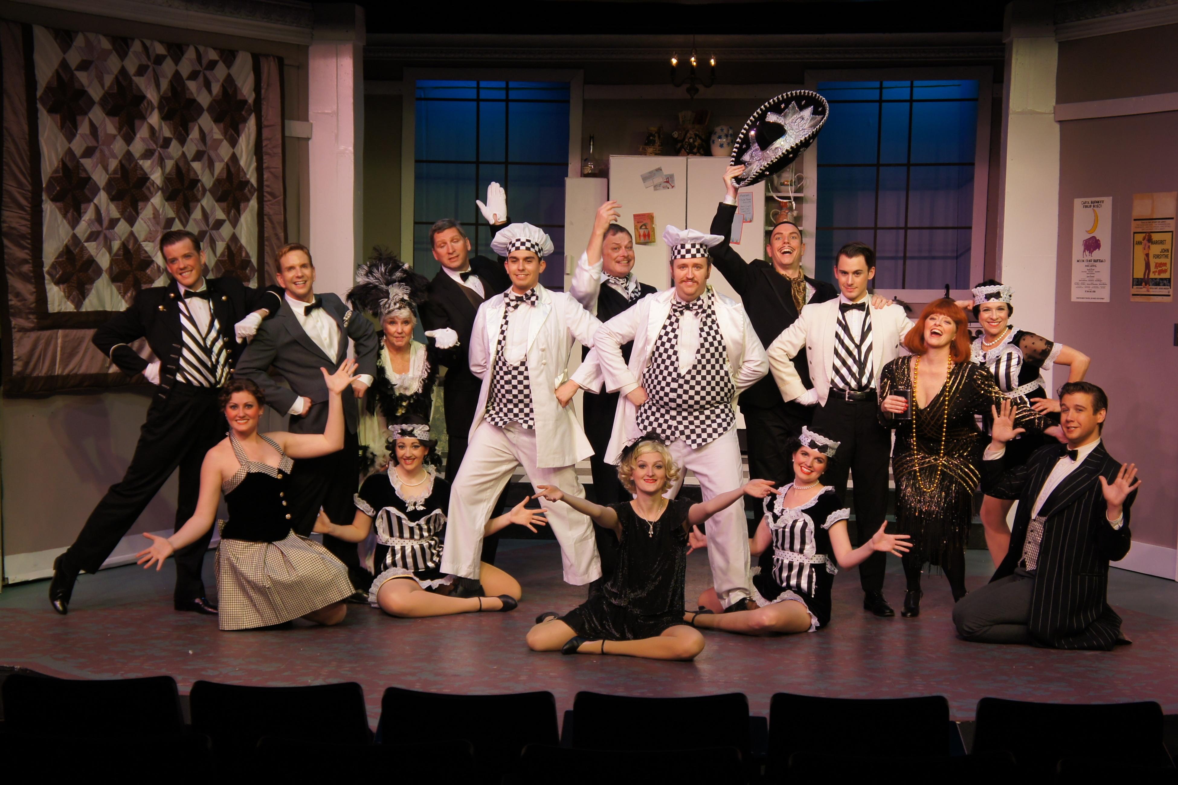 Past Seasons | About Us | OnStage Atlanta Theatre Company - Atlanta, GA